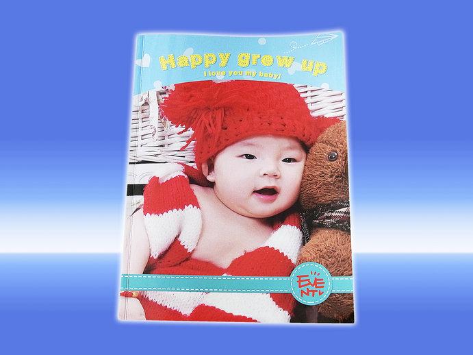 宝宝杂志书